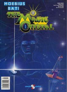 Magic Crystal, The GN #1 VF/NM; Catalan | save on shipping - details inside