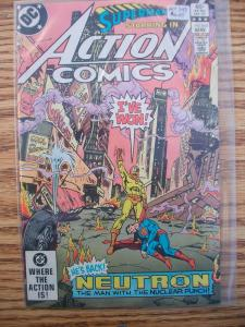 Action Comics 543 NM
