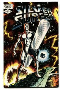 SILVER SURFER V.2 #1 1982 - MARVEL COMICS BYRNE COVER VF/NM