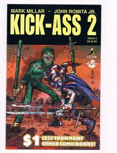 Kick-Ass 2 # 6 Icon Comic Books Hi-Res Scans Awesome Issue Modern Age WOW!!! S17