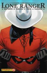 Lone Ranger (Dynamite) #2 VF; Dynamite | save on shipping - details inside