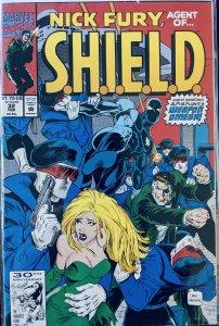 Nick Fury, Agent of SHIELD #32 (1992)