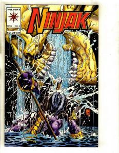 12 Comics Ninjack 1 2 3 4 5 7 X-O 21 Rune 1 2 3 4 Secret Weapons J362