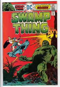 Swamp Thing #21 (Jan-76) NM- High-Grade Swamp Thing