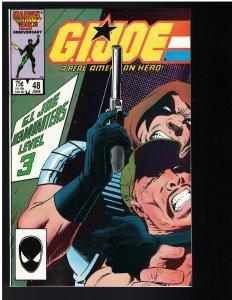 G.I. Joe: A Real American Hero #48 (1986)