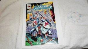 1993 VALIANT COMICS ARCHER & ARMSTRONG # 25