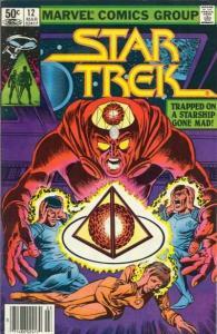 Star Trek (1980 series) #12, Fine+ (Stock photo)