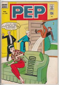 Pep An Archie Magazine #178 (Feb-65) FN Mid-Grade Archie
