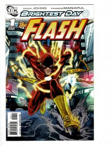 Lot Of 12 FLASH DC Comic Books # 1 2 3 4 5 6 7 8 9 10 11 12 Batman Superman GK62