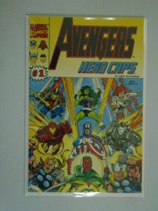 Avengers Hero Caps #1 NM (1993)