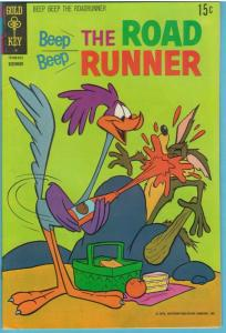 Beep Beep the Road Runner 21 Dec 1970 FI+ (6.5)