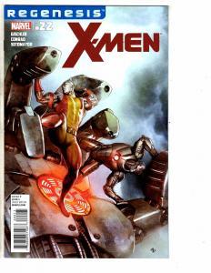 Lot Of 8 X-Men Marvel Comic Books # 22 24 25 26 27 28 29 31 Wolverine Gambit RC2