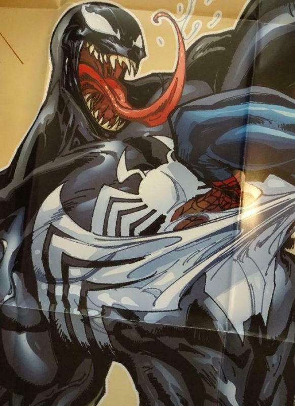 VENOM SPIDER-MAN Promo Poster, 24 x 36, 2013 MARVEL Unused more in our store 291