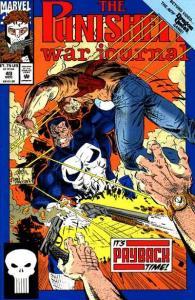 Punisher War Journal (1988 series) #49, VF+ (Stock photo)