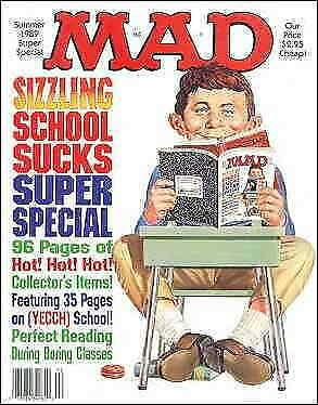 Mad Super Special #67 VG; E.C   low grade comic - save on shipping - details ins