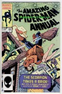SPIDER-MAN #18, Annual, NM, 1963, Scopion, Bride, Amazing, more ASM in store