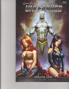 Unleashed Trade Paperback TPB Volume 1 Grimm Fairy Tales GFT Zenescope