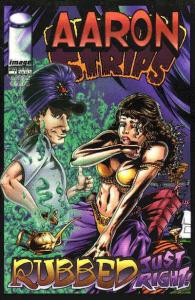 Aaron Strips #4 VF/NM; Image | save on shipping - details inside