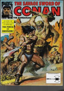 Savage Sword of Conan #188 (Marvel, 1991)