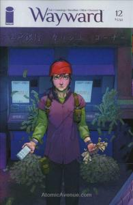 Wayward #12A VF/NM; Image | save on shipping - details inside