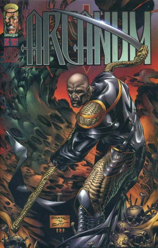 Arcanum #2 VF/NM; Image | save on shipping - details inside