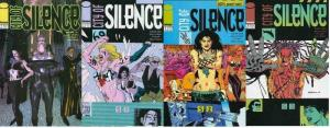 CITY OF SILENCE (2000 IMAGE) 1a,1b,2-3  WARREN ELLIS