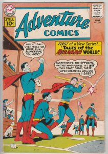 Adventure Comics #285 (Jun-61) VG+ Affordable-Grade Superboy