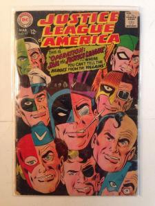Justice League Of America 61 2.0 GD