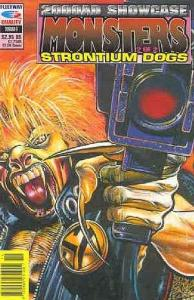 2000 A.D. Showcase (1992 series) #7, NM- (Stock photo)