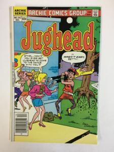 JUGHEAD (1949-1987)343 VF-NM Dec 1985 COMICS BOOK