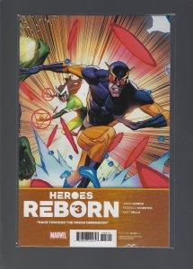 Heroes Reborn #3