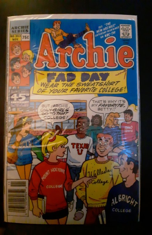 Archie #353 (1987)