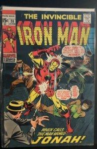 Iron Man #38 (1971)