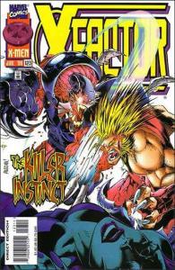 Marvel X-FACTOR (1986 Series) #123 VF+