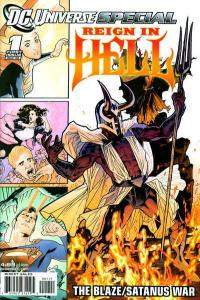 DC Universe Special: Reign in Hell #1, NM (Stock photo)