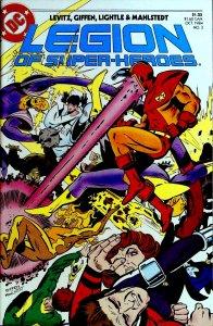 Legion of Super-Heroes #3 (1984)