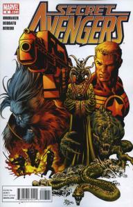 Secret Avengers #8 VF/NM; Marvel   save on shipping - details inside