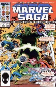Marvel Saga #18, VF- (Stock photo)