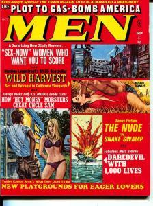 Men-10/1969-Pussycat-Mobsters-Daredevil-Adventure