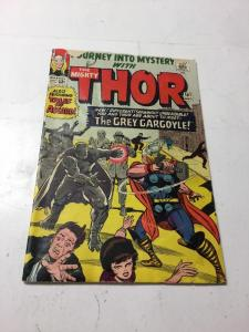 Journey Into Mystery With Thor 107 Gd/Vg Good/Very Good 3.0