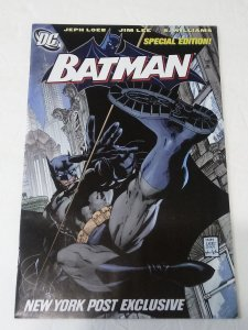Batman #608 Special Edition New York Post Exclusive (7.5) 2004 Jim Lee ID05A