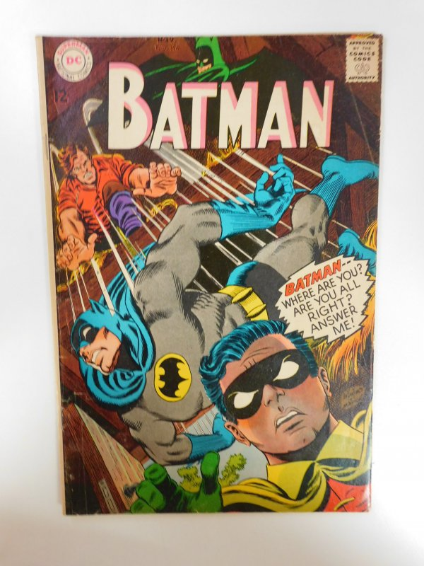 Batman #196 (1967)