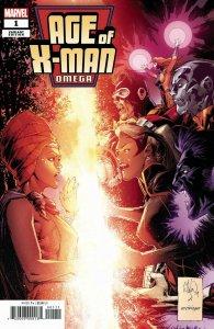 Age Of X-Man Omega #1 Portacio Variant (Marvel, 2019) NM