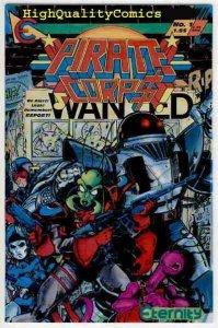 PIRATE CORPS #1, NM, Evan Dorkin, Sci-Fi, Aliens,Robot,1987,more indies in store