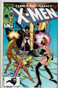 X-men #189 - 9.0 or Better