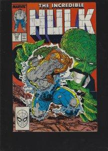 The Incredible Hulk #342 (1988)