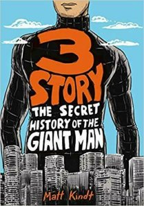 3 Story: The Secret History of the Giant Man #1A VF/NM; Dark Horse | save on shi