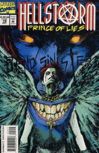 Hellstorm: Prince of Lies #19 FN; Marvel   save on shipping - details inside