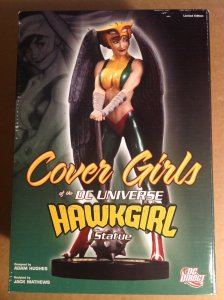 Cover Girls of the DC Universe Hawkgirl Adam Hughes statue #0804/5000 Direct