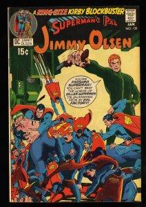 Superman's Pal, Jimmy Olsen #135 VF- 7.5